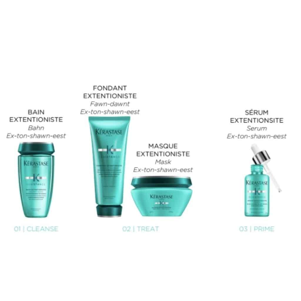 Kerastase Extentioniste Shampoo & Conditioner